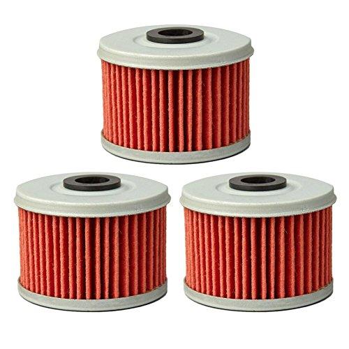 400 ex oil filter - 3