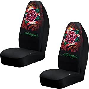 Amazon Ed Hardy Car Seat Covers