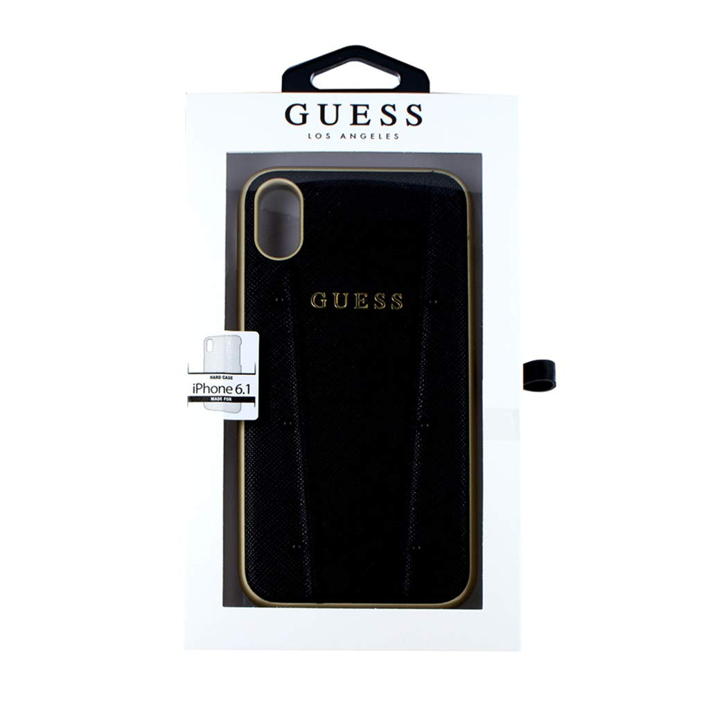 Guess Kaia iPhone XS Max Designer Case BlackGold: Amazon
