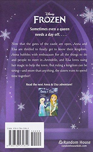Anna & Elsa #1: All Hail the Queen (Disney Frozen) (A Stepping Stone Book(TM))