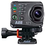 AEE Technology Action Cam S71 4K 1080P 16MP Slim Body Wi-Fi...