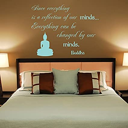Amazon.com: Wall Decals Quotes Since everything is a ...
