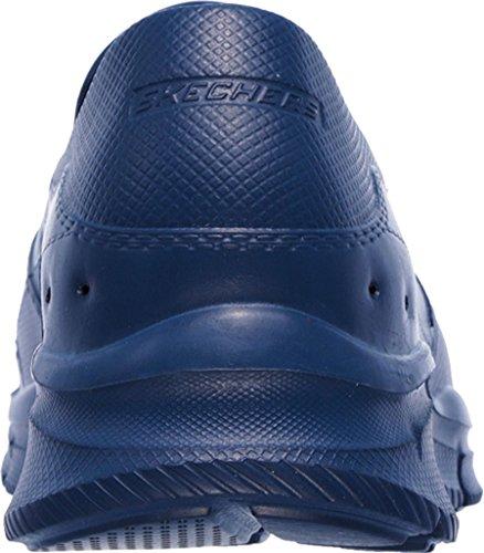 Skechers Heren Equalizer Wobble Slip Op Schoen Marine