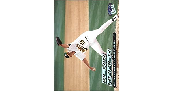 Amazon.com: 2000 Ultra Baseball Card #211 Kevin Appier Near Mint/Mint: Collectibles & Fine Art