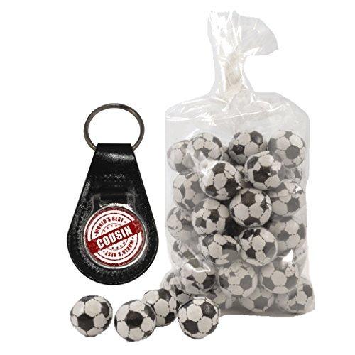 Motif Best Ballons 1stopshops 200 En Cuir Au Seal Chocolat World's Sac Et Porte nbsp;g clés Lait De Cousin 755qIw