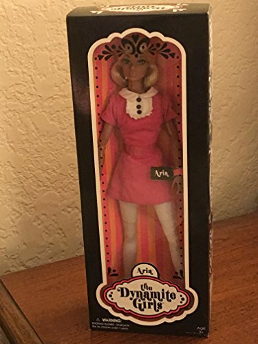 Integrity Toys - doll designed by Jason Wu Aria the Dynamite Girls