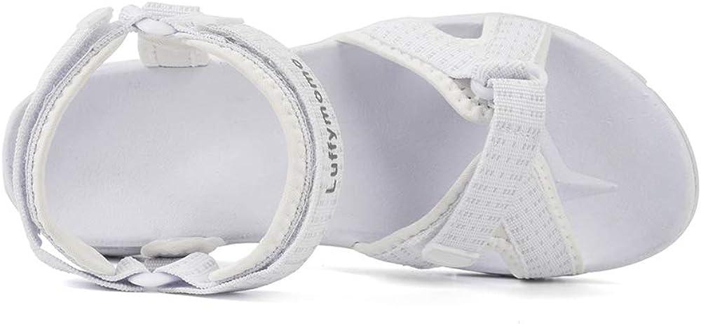 LUFFYMOMO Womens Hiking Sandals Walking Sport Athtletic Webbing Sandals