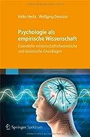 Psychologie als empirische Wissenschaft Front Cover