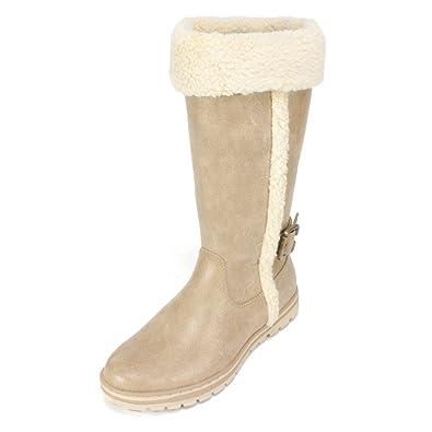 75b1bf3e169c2 CLIFFS BY WHITE MOUNTAIN Cliffs 'Kesha' Women's Faux Fur Boot