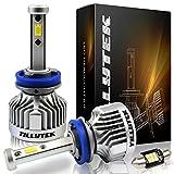 07 tahoe hid headlights - TILLYTEK LED Headlight Bulb Kit Conversion 6000K Cool White 8000LM Upgrade Automotive Car Lighting from Stock Halogen HID (H11 (H8/H9), Standard Kit)