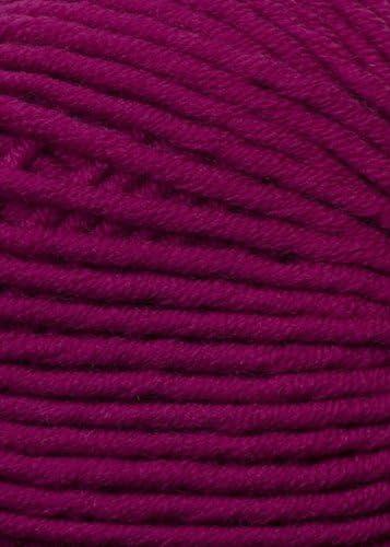 Karabella AURORA BULKY 100/% Merino Wool Yarn #5 Pink