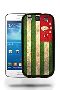Abkhazia National Vintage Flag Phone Case Cover Designs for Samsung Galaxy S3 WANGJING JINDA