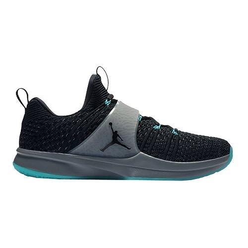 separation shoes 5b8d6 548d7 Nike Air Jordan Trainer 2 Flyknit Negro, 8.5 D(M) US: Amazon.es: Zapatos y  complementos