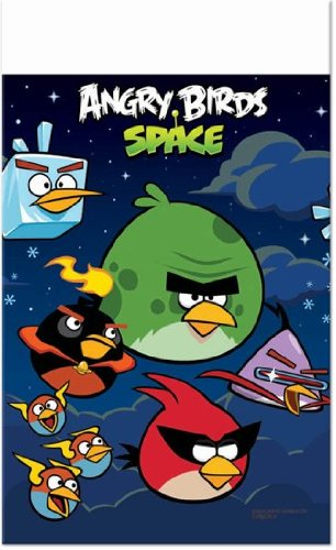 Angry Birds 'Space' Paper Table Cover (1ct)