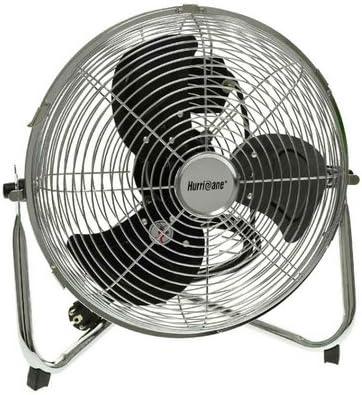 Ventilador / Circulador de aire metal Hurricane - 45cm / 9000 m³/h ...