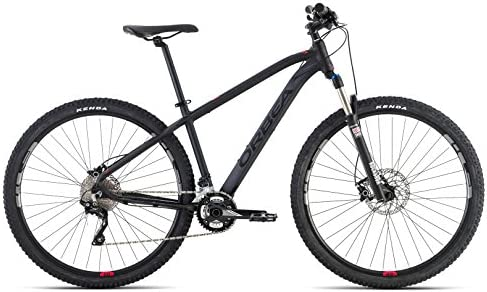 Bicicleta Montaña Orbea MX 10, 29 pulgadas, talla L, negra-roja ...