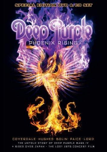 DVD : Deep Purple - Phoenix Rising (With CD, 2 Disc)