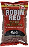 Dynamite Baits Robin Red Carp Pellets–Pre Drilled– Colour0, Size 900g.