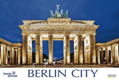 Berlin City 2017: PhotoArt Panorama Travel Edition