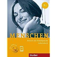 Menschen. B1. Arbeitsbuch. Per le Scuole superiori. Con CD Audio. Con espansione online