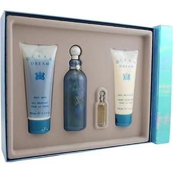 Ocean Dream Gift Set Perfume by Designer Parfums Of London for Women.