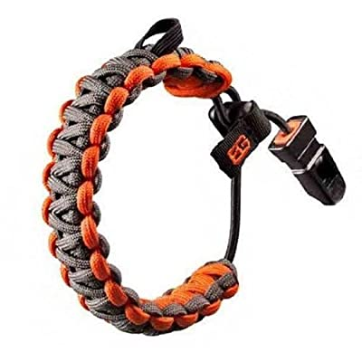 Gerber 31-001773 Bear Grylls Survival Bracelet New by Home Comforts