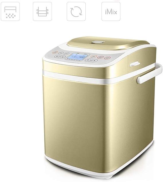 WYJW Máquina de Pan, máquina Inteligente para Hornear Tostadas de ...