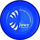 Hyperflite Jawz  Blueberry 2 Pack Competition Dog Disc 8.75 Inch, Worlds Toughest, Best Flying, Puncture Resistant, Dog Frisbee, Not a Toy Competition Grade, Outdoor Flying Disc Training