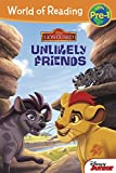 World of Reading: The Lion Guard Unlikely Friends: Pre-Level 1