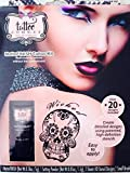 Tattoo Junkee Body Art Cosmetics, MatteFINISH Tatoo Kit