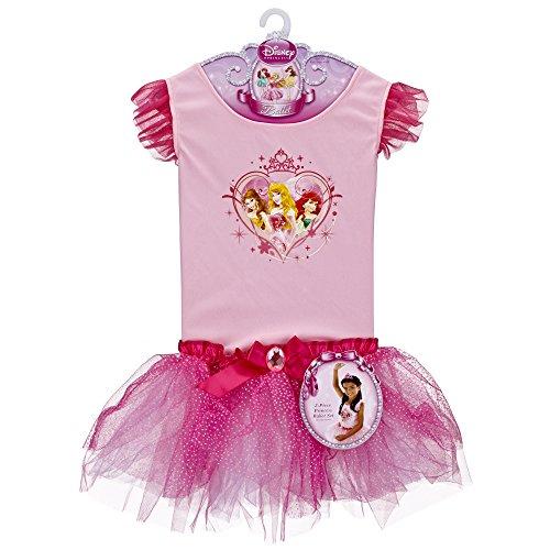 Disney Princess Ballet Dress (Big Girls Disney Princess Ballet Dress Size 4/6)