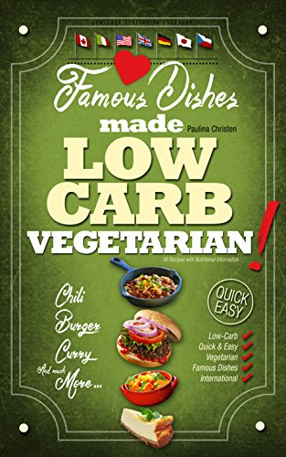 Famous Low Carb Vegetarian
