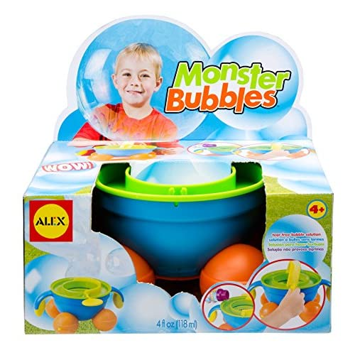 ALEX Toys Active Play Monster Bubbles free shipping
