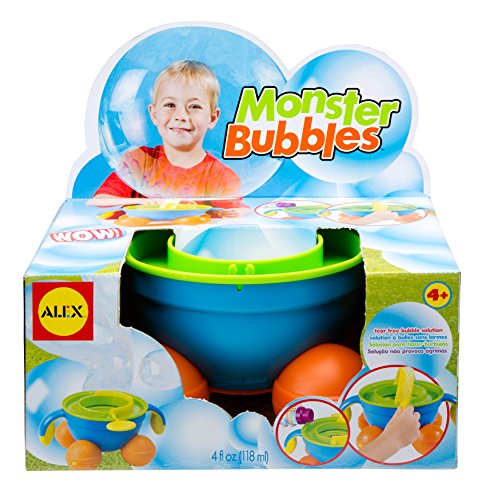 Alex Toys Bubbles (ALEX Toys Active Play Monster Bubbles)