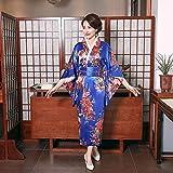 Black Novelty Kimonos