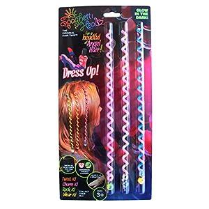 SpaghettiHeadz Dress up 3 Pack Glow in the Dark