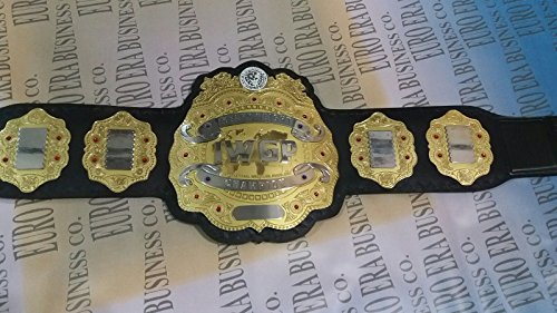 Price comparison product image New Replica IWGP Championship Belt Adult Size Metal Plates & Bag