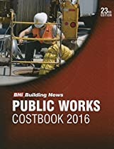 2016 Bni Public Works Costbook