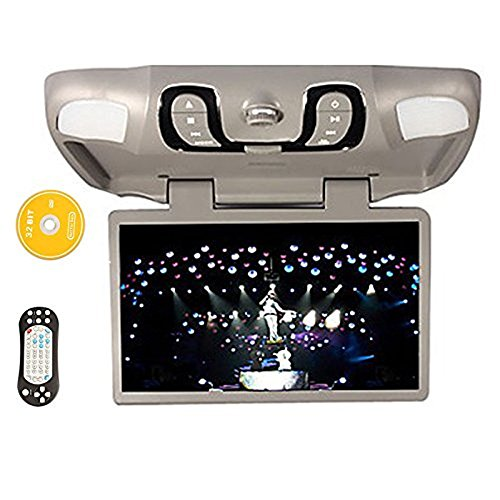 """Ouku 15.6"""" HD Roof Mount Overhead Ceiling Car DVD Player ..."""