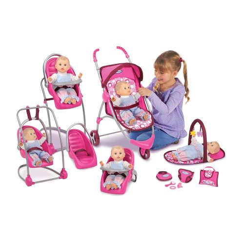 Doll Travel Graco - Graco U'Go Deluxe Playset