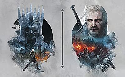 The Witcher: Wild Hunt Steelbook Case, Model: by Warner Brothers