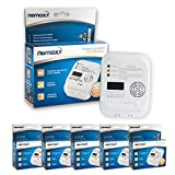 5x Nemaxx Carbon Monoxide Detector CO Alarm Sensor Warning with 7 Year Battery