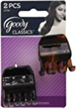 Goody Classics Claw Clip, 2 On Half, 2 Count
