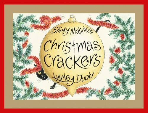 slinky malinkis christmas crackers by dodd lynley