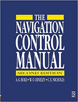 Navigation Control Manual, Second Edition