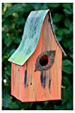 Shady Shed Bird House in Mango Finish Review