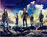 Jena Malone Bruno Gunn and Meta Golding Signed 8x10 Photo w/COA Hunger Games