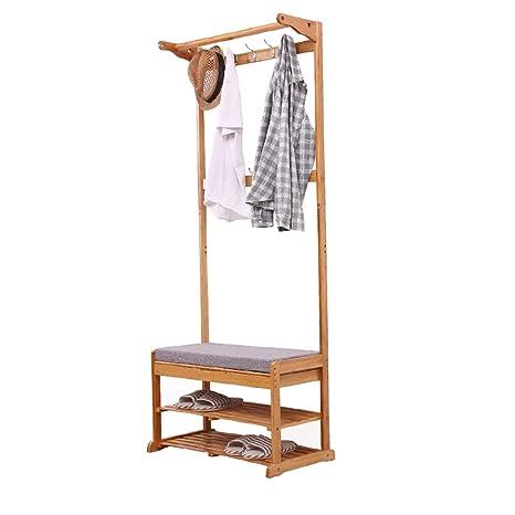 LXYFMS - Perchero de pie Minimalista Moderno para Dormitorio ...