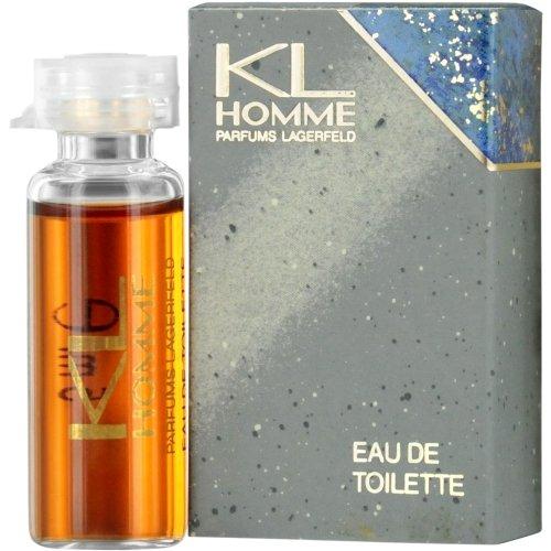 KL by Karl Lagerfeld EDT .17 OZ MINI for MEN ---(Package ...