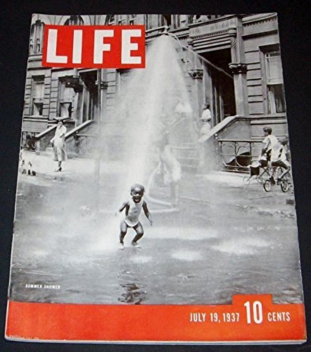 Life Magazine, July 19, 1937 (Sunglasses Luce)